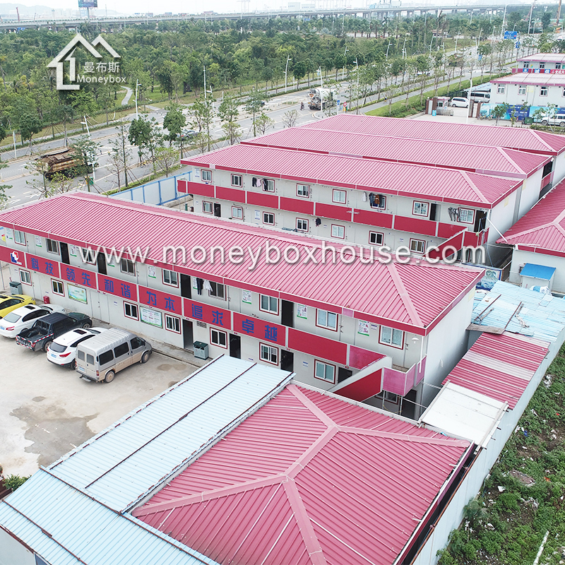 China cheap prices fast assembly custom modular home manufacturers