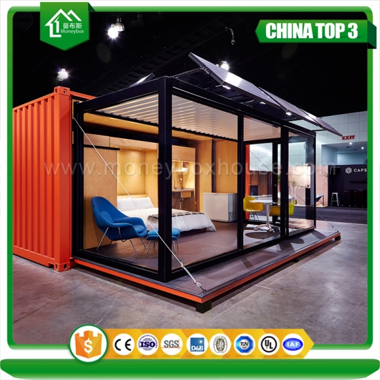 Container House Inside